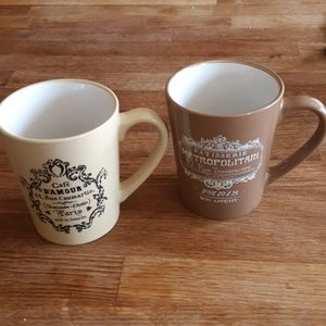 Rocscher 2 coffee  mugs